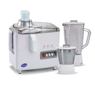Glen GL 4013 JMG 2 Jar 450W Juicer Mixer Grinder