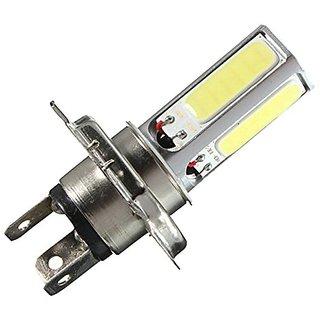 LED Headlight Bulb for Hero MotoCorp Glamour (White)