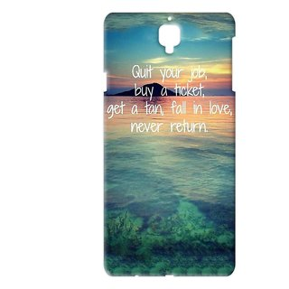 Cases  Cover, Designer Printed Back Cover For OnePlus Three : By Kyra