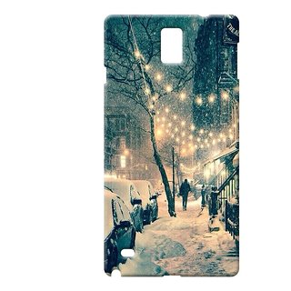 Cases  Cover, Designer Printed Back Cover For Samsung Galaxy Note 4 : By Kyra