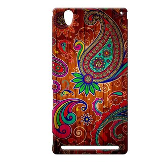 Cases  Cover, Designer Printed Back Cover For Sony Xperia T2 : By Kyra