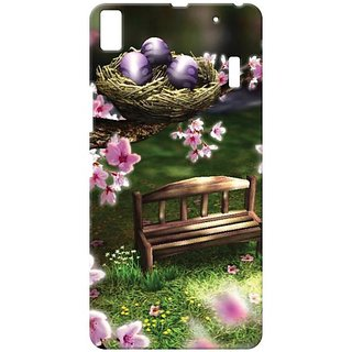 Cases  Cover, Designer Printed Back Cover For Lenovo K3 Note : By Kyra