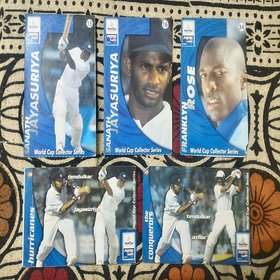 Pepsi World Cup Collector Series 1999