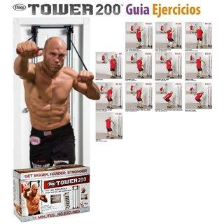 Tower 200 Full-Body Exercise Gym