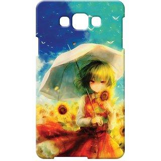 Kyra Case  Cover, Designer Printed  Back Cover For Samsung Galaxy E5