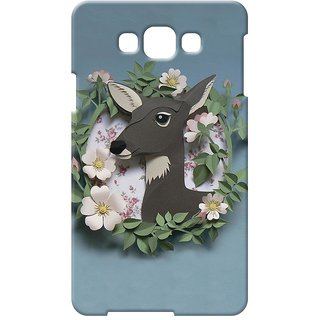 Kyra Case  Cover, Designer Printed  Back Cover For Samsung Galaxy E5