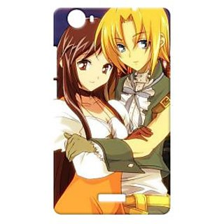 Kyra Case  Cover, Designer Printed  Back Cover For Micromax Canvas Nitro 2 E311