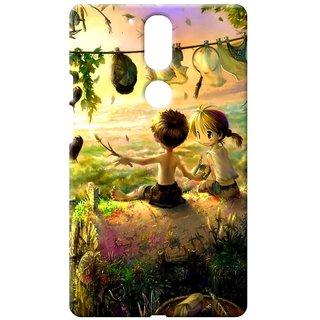 Case  Cover, Designer Printed  Back Cover For Motorola Moto G4 Plus : By Kyra