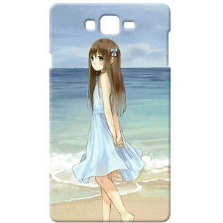 Case  Cover, Designer Printed  Back Cover For Samsung Galaxy On5 : By Kyra