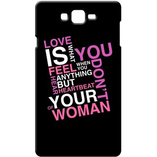 Case  Cover, Designer Printed  Back Cover For Samsung Galaxy On7 : By Kyra