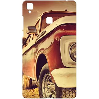 Case  Cover, Designer Printed  Back Cover For Vivo V3 Max : By Kyra