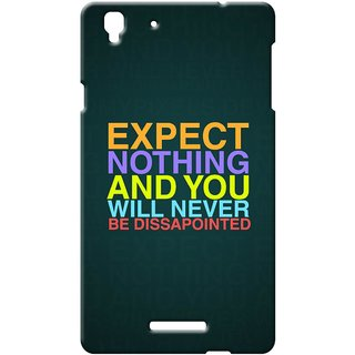 Case  Cover, Designer Printed  Back Cover For Micromax  YU Yureka Plus : By Kyra