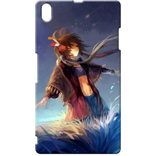 Case  Cover, Designer Printed  Back Cover For Sony Xperia Z1 : By Kyra