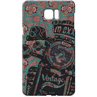 Case  Cover, Designer Printed  Back Cover For Samsung Galaxy S7 Edge : By Kyra