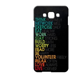 Cases  Cover, Designer Printed Back Cover For Samsung Galaxy A5 : By Kyra