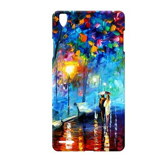 Cases  Cover, Designer Printed Back Cover For Oppo F1 : By Kyra