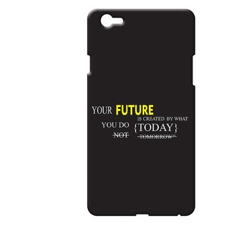 Case  Cover, Designer Printed  Back Cover For Oppo F1s : By Kyra