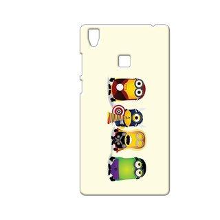 Cases  Cover, Designer Printed Back Cover For Vivo V3 Max : By Kyra