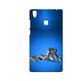 Cases  Cover, Designer Printed Back Cover For Vivo V3 : By Kyra