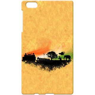 Cases  Cover, Designer Printed Back Cover For Huawei Honor 4X : By Kyra
