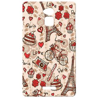 Case  Cover, Designer Printed  Back Cover For Coolpad Note 3 : By Kyra