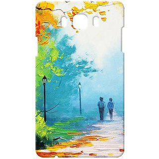 Case  Cover, Designer Printed  Back Cover For Samsung Galaxy J7 2016 : By Kyra