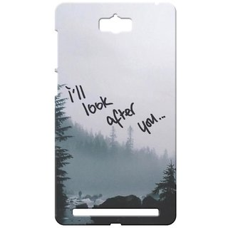 Case  Cover, Designer Printed  Back Cover For Asus Zenfone Max : By Kyra