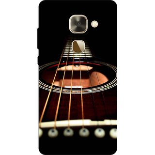 Go Hooked Designer Soft Back Cover For LeEco Le Max 2 + Free Mobile Stand (Assorted Design)