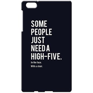Case  Cover, Designer Printed  Back Cover For Huawei Honor 4x : By Kyra