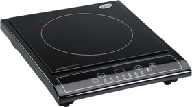 Glen GL 3070 Induction Cooktop (Black, Push Button)