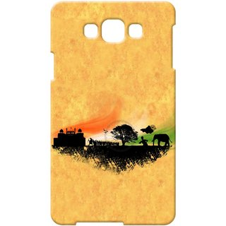 Cases  Cover, Designer Printed Back Cover For Samsung Galaxy E5 : By Kyra