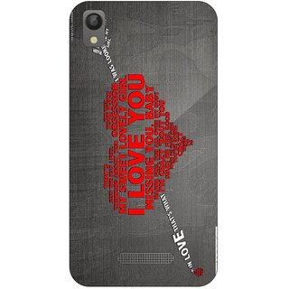 Go Hooked Designer Soft Back Cover For LAVA P7 Plus + Free Mobile Stand (Assorted Design)