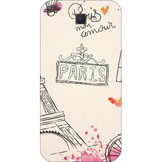 Go Hooked Designer Soft Back Cover For Samsung Galaxy On Nxt + Free Mobile Stand (Assorted Design)