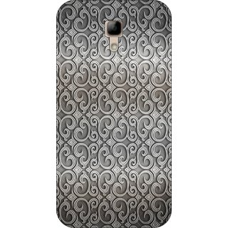 Go Hooked Designer Soft Back Cover For Micromax Bolt Selfie Q424 + Free Mobile Stand (Assorted Design)