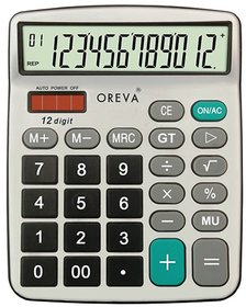Oreva 12Digit Scientific Calculator