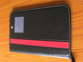 Document Files Bags, Portfolio Files, folder ( Paper Size - A4 ) Red