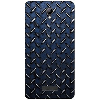 Go Hooked Designer Soft Back Cover For LYF Flame 5 + Free Mobile Stand (Assorted Design)