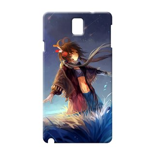 Cases  Cover, Designer Printed Back Cover For Samsung Galaxy Note 3 : By Kyra