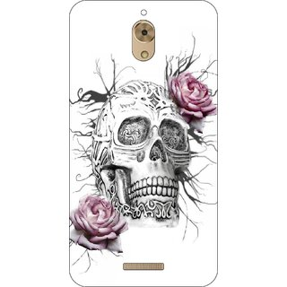 Go Hooked Designer Soft Back Cover For Coolpad Mega 2.5D With Free Mobile Stand