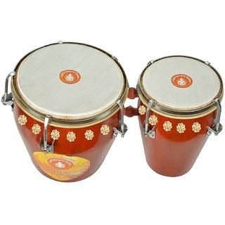 Holy Krishnas - Professional Long Lasting Two Piece Bongo