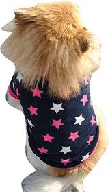 Futaba Puppy Fashion Stars Warm Shirt - S