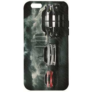 Printed back cover Apple Iphone 6