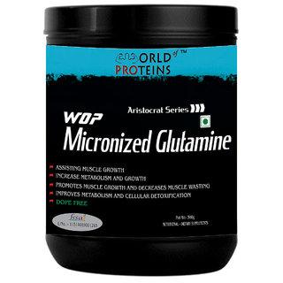 WOP Micronized Glutamine 300 g