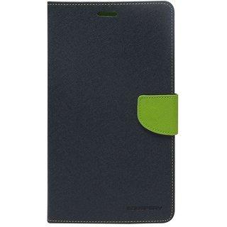 ENVY Mercury Goospery Wallet Case For Samsung Galaxy Grand i9082 Pebble Blue