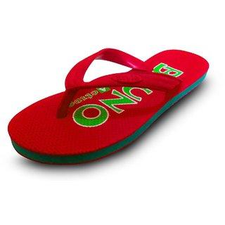 Bruno Active Flip Flops - Red Color