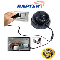 Plug And Play CCTV Dome Camera Video  Audio Recorder Wi