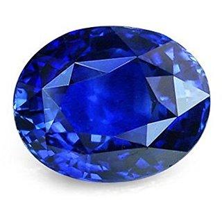 Jaipur Gemstone 11.00 carat Blue Sapphire(neelam)