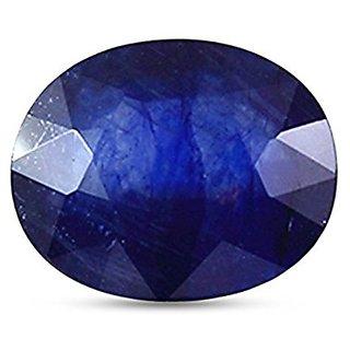 Jaipur Gemstone 5.50 ratti blue sapphire(neelam)