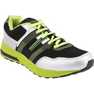 Yepme Guileful Sports Shoes - Black & Green