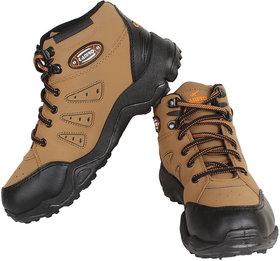 World WEAR Footwear Mens Brown Lace-up Smart Boots